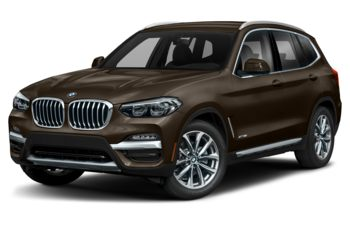 2019 BMW X3 - Terra Brown Metallic