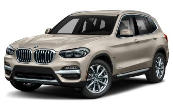 2021 BMW X3 - Sunstone Metallic