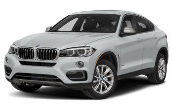 2019 BMW X6 - Glacier Silver Metallic