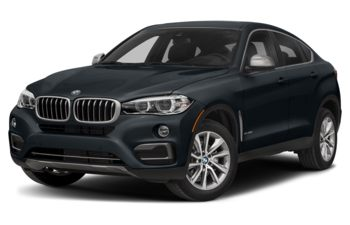 2018 BMW X6 - Carbon Black Metallic