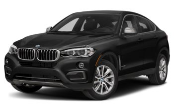 2019 BMW X6 - Jet Black Non-Metallic