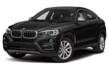 2018 BMW X6 - Jet Black