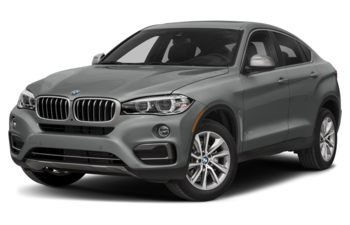 2018 BMW X6 - Space Grey Metallic