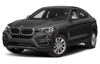 2018 BMW X6 - Dark Graphite Metallic