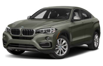 2018 BMW X6 - Atlas Cedar Metallic