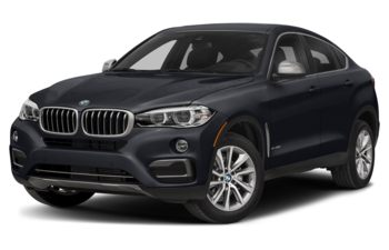 2019 BMW X6 - Azurite Black Metallic