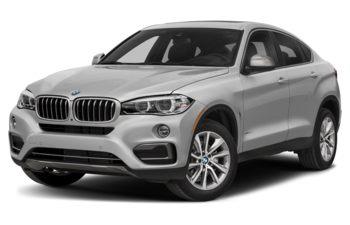 2019 BMW X6 - Pearl Silver Metallic
