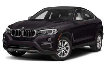 2018 BMW X6 - Ruby Black Metallic
