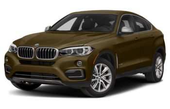 2019 BMW X6 - Pyrite Brown Metallic
