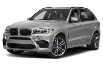 2018 BMW X5 M - Donington Grey Metallic