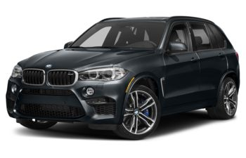 2018 BMW X5 M - Carbon Black Metallic