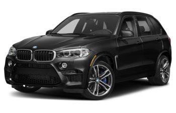 2018 BMW X5 M - Black Sapphire Metallic