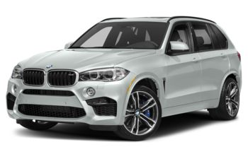 2018 BMW X5 M - Silverstone Metallic