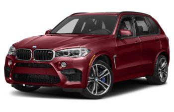 2018 BMW X5 M - Melbourne Red Metallic