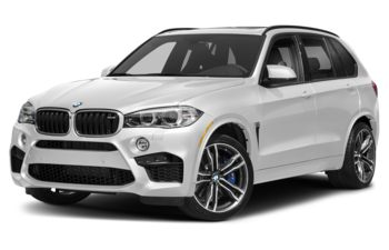 2018 BMW X5 M - Mineral White Metallic