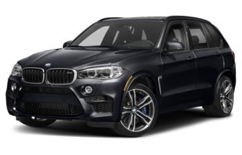 2018 BMW X5 M - Azurite Black Metallic