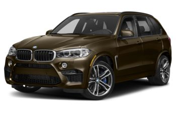 2018 BMW X5 M - Pyrite Brown Metallic