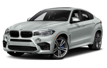 2019 BMW X6 M - Silverstone Metallic