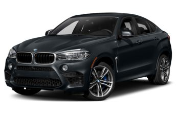 2019 BMW X6 M - Carbon Black Metallic