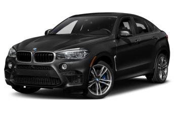 2019 BMW X6 M - Black Sapphire Metallic