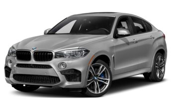 2019 BMW X6 M - Donington Grey Metallic