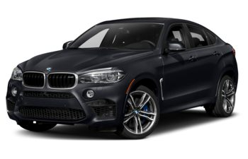 2019 BMW X6 M - Azurite Black Metallic