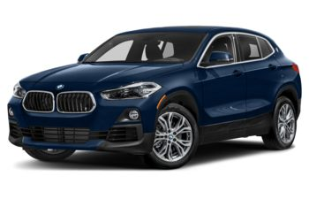 2020 BMW X2 - Mediterranean Blue Metallic