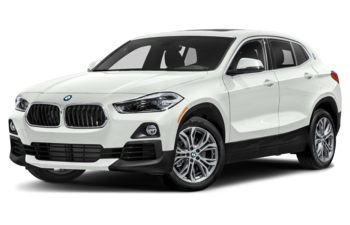 2019 BMW X2 - Alpine White Non-Metallic