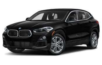 2021 BMW X2 - Jet Black Non-Metallic