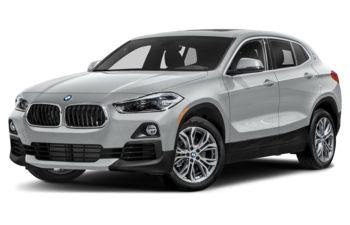 2018 BMW X2 - Glacier Silver Metallic