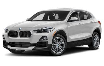 2021 BMW X2 - Mineral White Metallic
