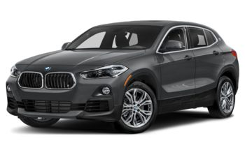 2021 BMW X2 - Mineral Grey Metallic