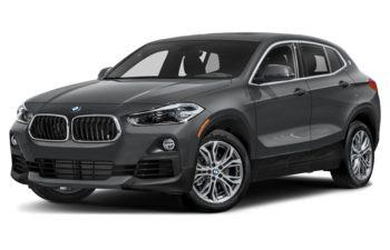 2021 BMW X2 - Mineral Grey Metallic