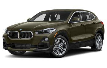 2020 BMW X2 - Sparkling Storm Metallic