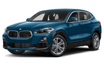 2018 BMW X2 - Misano Blue Metallic