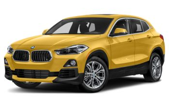 2021 BMW X2 - Galvanic Gold Metallic