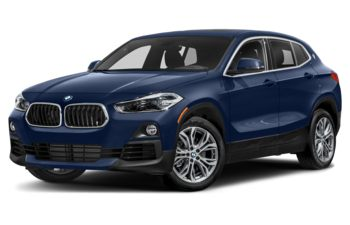 2021 BMW X2 - Phytonic Blue Metallic