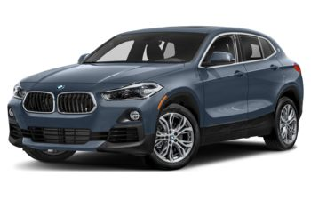 2021 BMW X2 - Storm Bay Metallic