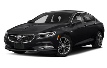 2018 Buick Regal Sportback - Quicksilver Metallic