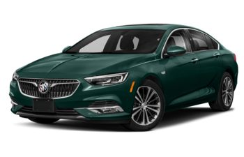 2018 Buick Regal Sportback - Rioja Red Metallic