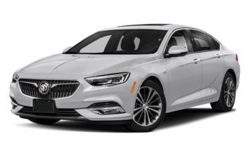 2020 Buick Regal Sportback - Quicksilver Metallic