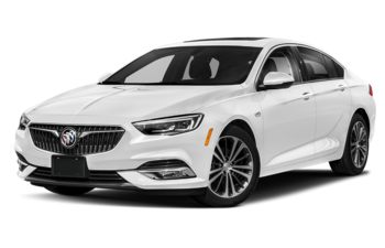 2018 Buick Regal Sportback - Summit White