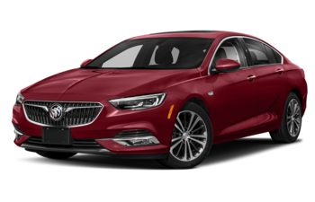 2020 Buick Regal Sportback - Rioja Red Metallic