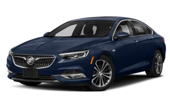 2020 Buick Regal Sportback - Dark Moon Blue Metallic