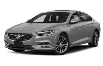 2019 Buick Regal Sportback - Smoked Pearl Metallic