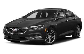 2020 Buick Regal Sportback - Satin Steel Metallic