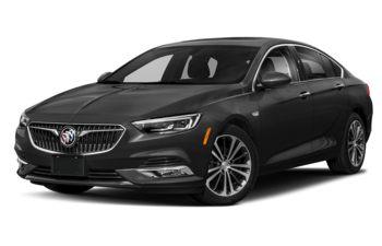 2020 Buick Regal Sportback - Satin Steel Metallic
