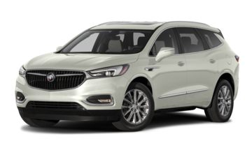2018 Buick Enclave - White Frost Tricoat