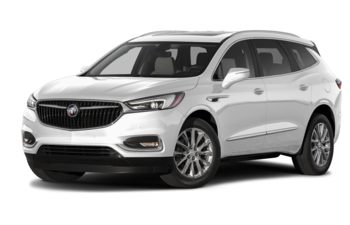 2018 Buick Enclave - Summit White
