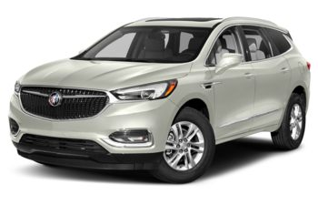 2019 Buick Enclave - White Frost Tricoat